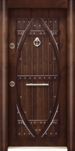 Embossed Steel Doors