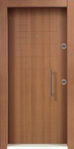 Pvc Steel Doors