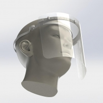Personal Face Protector Shild